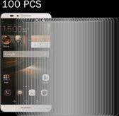 Let op type!! 100 pc's Huawei Mate 7 mini 0 26 mm 9H oppervlakte hardheid 2.5D explosieveilige getemperd glas scherm Film