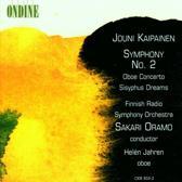 Symphony No.2, Oboe Concerto,