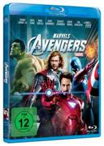 The Avengers (3D & 2D Blu-ray) (Import)