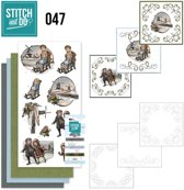 Stich and Do 47 - Winter Gloed