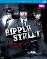 Ripper Street - Seizoen 1 (blu-ray)