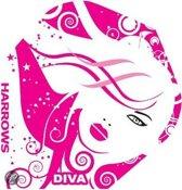 Harrows Flight Diva Funky Girl 6003 - Roze
