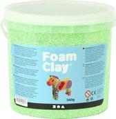 Foam Clay, 560 gr, neon groen