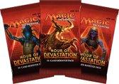 Magic The Gathering 3 Booster Pakjes Hour Of Devastation