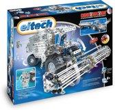 Eitech bouwdoos - Oogstmachine en tractor met aanhanger