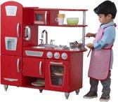 Kidkraft Red Vintage Keuken