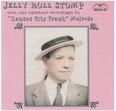 Jelly Roll Stomp - Rare & Unissued Recordings