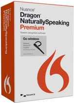 Nuance Dragon NaturallySpeaking 13 Premium Wireless Editie - Engels/ Windows