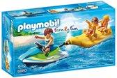 Playmobil Family Fun: Jetski Met Bananenboot (6980)