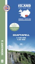 Island Serkort 05 Skaftafell 1 : 100 000