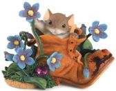 Charming Tails: As A Friend You're A Shoe In, Hoogte 7.5cm