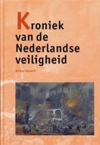 Kroniek van de Nederlandse veiligheid