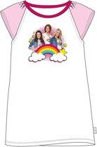 K3 Nachthemd roze regenboog maat 134/140
