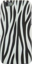 iPhone 6/6s Silicon Case - Zebra