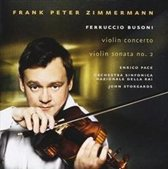 Violin Concerto, Sonata No. 2 (Zimmermann)