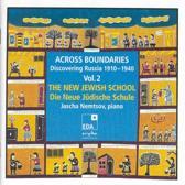 Across Boundaries Vol.2: The New Je