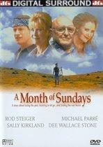 Month Of Sundays (dvd)