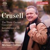 The Three Clarinet Concertos