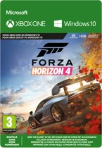 Forza Horizon 4: Standard Edition - Xbox One download / Windows 10 download