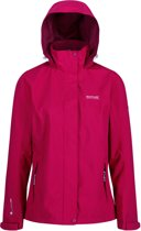 Regatta-Calyn Stretch II-Outdoorjas-Vrouwen-MAAT S-Roze