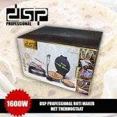 DSP Professional Keramisch Roti Maker RVS Met Thermostaat - KC3006