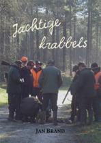Boek cover Jachtige krabbels van Jan Brand