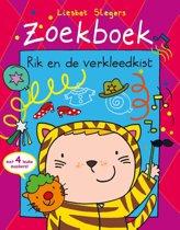 Rik - Zoekboek Rik en de verkleedkist