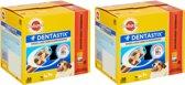 Lekkere Hondensnack - Dentastix Mini - 2 dozen van 56 Stuks