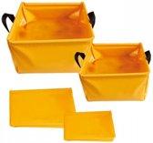 AceCamp vouwschaal gelamineerd 5L geel