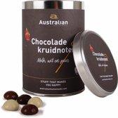 Australian Kruidnoten gechocolateerd in blik - 12 x 400 gram