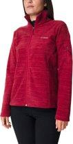Columbia Fast Trek Printed Jacket - Dames - Fleecevest