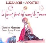 Concert Secret Des Dames De Ferrare