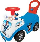 Kiddieland Loopwagen Mickey Ride On Police Jongens Blauw