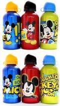 Aluminium drinkfles Mickey Mouse