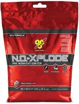 BSN N.O.-XPLODE® 3.0 - Pre-workout - 12 servings - Fruit punch