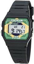 Freegun �  vintage EE5207 Jongen Quartz horloge