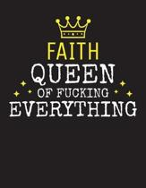FAITH - Queen Of Fucking Everything
