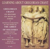 Learning about Gregorian Chant