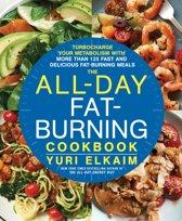 Omslag van 'The All-Day Fat-Burning Cookbook'