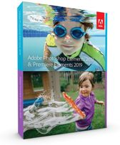 Adobe Photoshop & Premiere Elements 2019 - Eng
