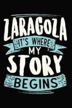 Zaragoza It's where my story begins