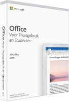 Microsoft Office Home & Student 2019 ( 1 Mac /