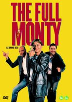 DVD cover van Full Monty