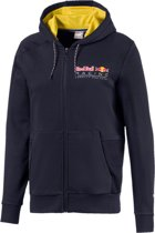 Red Bull Racing Hooded Sweat Jacket Heren Sporttrui