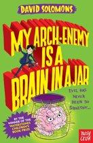 My Arch Enemy Is a Brain in a Jar