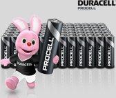 Duracell Procell Alkaline batterijen 48x AA / 24x AAA