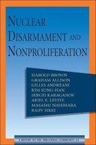 Nuclear Disarmament and Nonproliferation