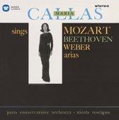 Maria Callas - Mozart,Beethoven,Weber Recital