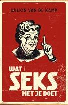 Wat seks met je doet - oma omslag