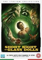 Short Night Of Glass Dolls (dvd)